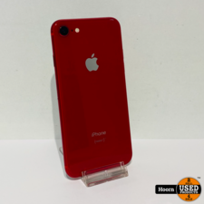 iPhone 8 64GB RED Los Toestel incl. Lader Accu: 93% In Nette Staat