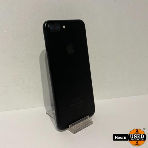 iPhone 7 Plus 32GB Zwart incl. Lader Accu: 100% In Nette Staat