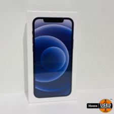 Apple iPhone 12 128GB 5G Zwart Nieuw in Seal
