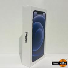 Apple iPhone 12 256GB 5G Black Nieuw in Seal