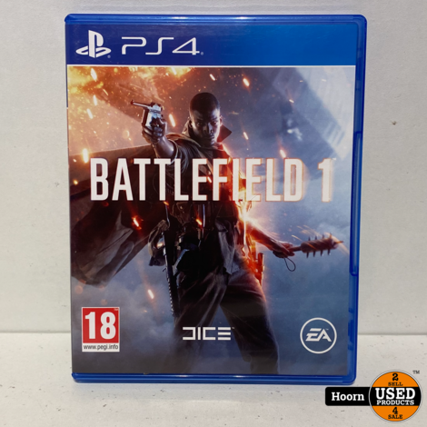 Playstation 4 game: Battlefield 1