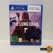 Playstation 4 Game: The Long Dark