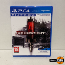 Playstation 4 VR Game: The Inpatient