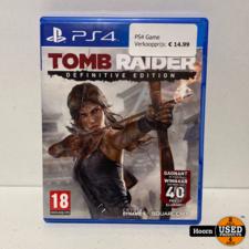 Playstation 4 Game: Tomb Raider