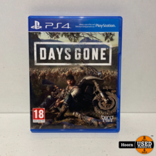 Playstation 4 Game: Days Gone
