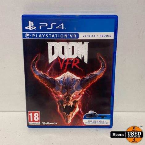 Playstation 4 VR Game: Doom VFR