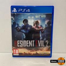 Playstation 4 Game: Resident Evil 2