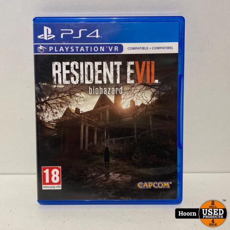 Playstation 4 Game: Resident Evil VII