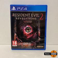 Playstation 4 Game: Resident Evil 2 Revelations