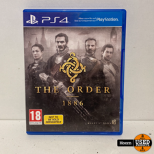 Playstation 4 Game: The Order: 1886