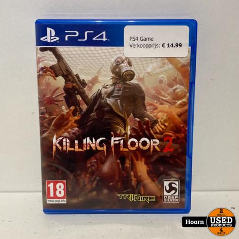 Playstation 4 Game: Killing Floor 2