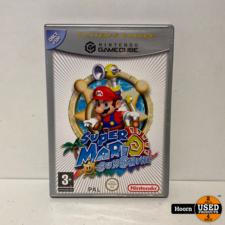 Nintendo Gamecube Game: Super Mario Sunshine incl. Boekje