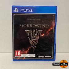 Playstation 4 Game: The Elder Scrolls Online: Morrowind