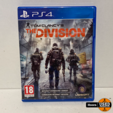 Playstation 4 Game: The Division