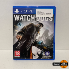 Playstation 4 Game: Watch Dogs