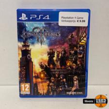 Playstation 4 Game: Kingdom Hearts III