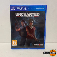 Playstation 4 Game: Uncharted: The Lost Legacy
