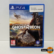 Playstation 4 Game: Tom Clancy's Ghost Recon
