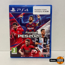 Playstation 4 Game: PES 2020