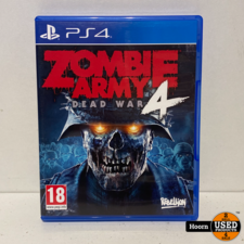 Playstation 4 Game: Zombie Army 4 Dead War