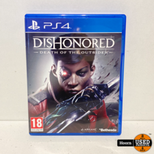 Playstation 4 Game: Dishonored