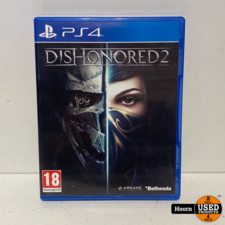 Playstation 4 Game: Dishonored 2