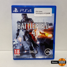 Playstation 4 Game: Battlefield 4