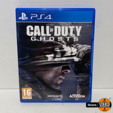Playstation 4 Game: Call Of Duty Ghosts