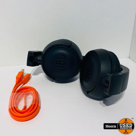 JBL T450BT Draadloze Bluetooth Koptelefoon Pure Bass Zwart incl. lader