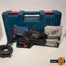 Bosch Bosch Professional GBH 2-23 REA Boorhamer met Afzuiging 710W 230V in Koffer507