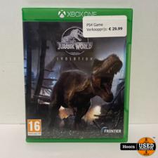 XBOX One Game: Jurassic World Evolution
