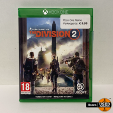 XBOX One Game: The Division 2