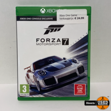 XBOX One Game: Forza 7