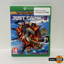 XBOX One Game: Just Cause 3