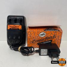 Ibanez CM5 Classic Metal Soundtank in Doos incl. Adapter