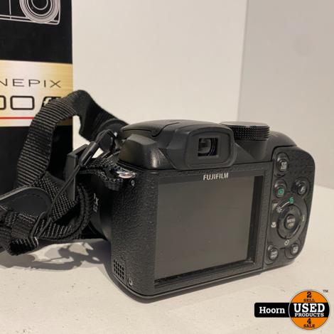 Fujifilm Finepix S1000 FD 10.MP Camera in Doos Met Tas