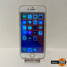 Apple iPhone iPhone 8 64GB Gold Los Toestel incl. Lader Accu: 83%
