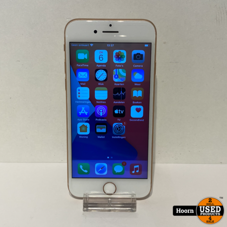 iPhone 8 64GB Gold Los Toestel incl. Lader Accu: 83%
