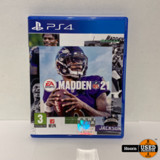 Playstation 4 Game: Madden 21
