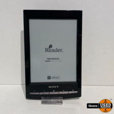 Sony PRS-T1 E-Reader 6'' Zwart incl. Lader