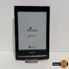 sony Sony PRS-T1 E-Reader 6'' Zwart incl. Lader