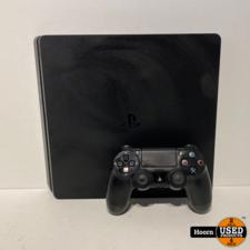Playstation 4 Playstation 4 Slim 500GB Zwart Compleet met Controller