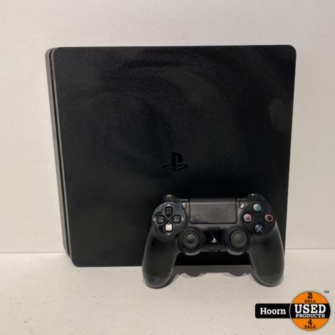 Playstation 4 Slim 500GB Zwart Compleet met Controller