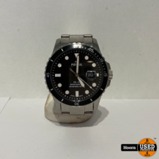 Fossil Fossil FS5652 All Stainless Steel Horloge