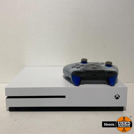 XBOX One S 1TB Wit Compleet met Controller