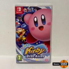 Nintendo Nintendo Switch Game: Kirby Star Allies