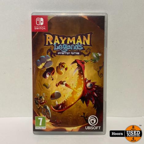 Nintendo Switch Game: Rayman Legends