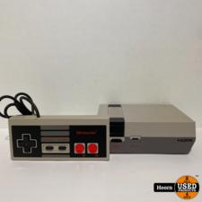 Nintendo Nintendo NES Classic Mini Compleet met 1 Controller