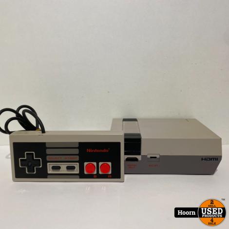 Nintendo NES Classic Mini Compleet met 1 Controller
