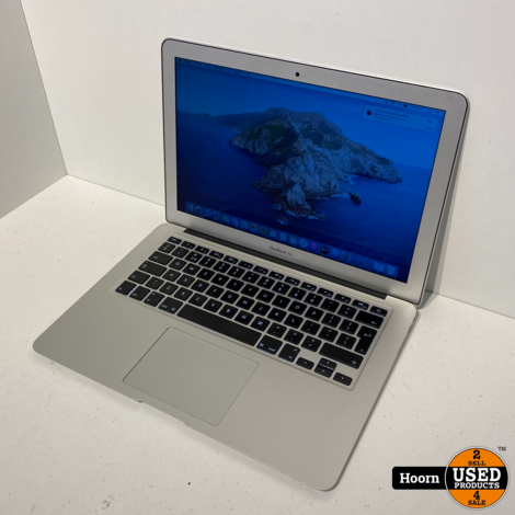 MacBook Air 13 inch mid 2012 | 1.8Ghz i5 | 4GB RAM | 128GB SSD incl. Lader
